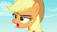 "Applejack ""there's no emergency"" S6E22"