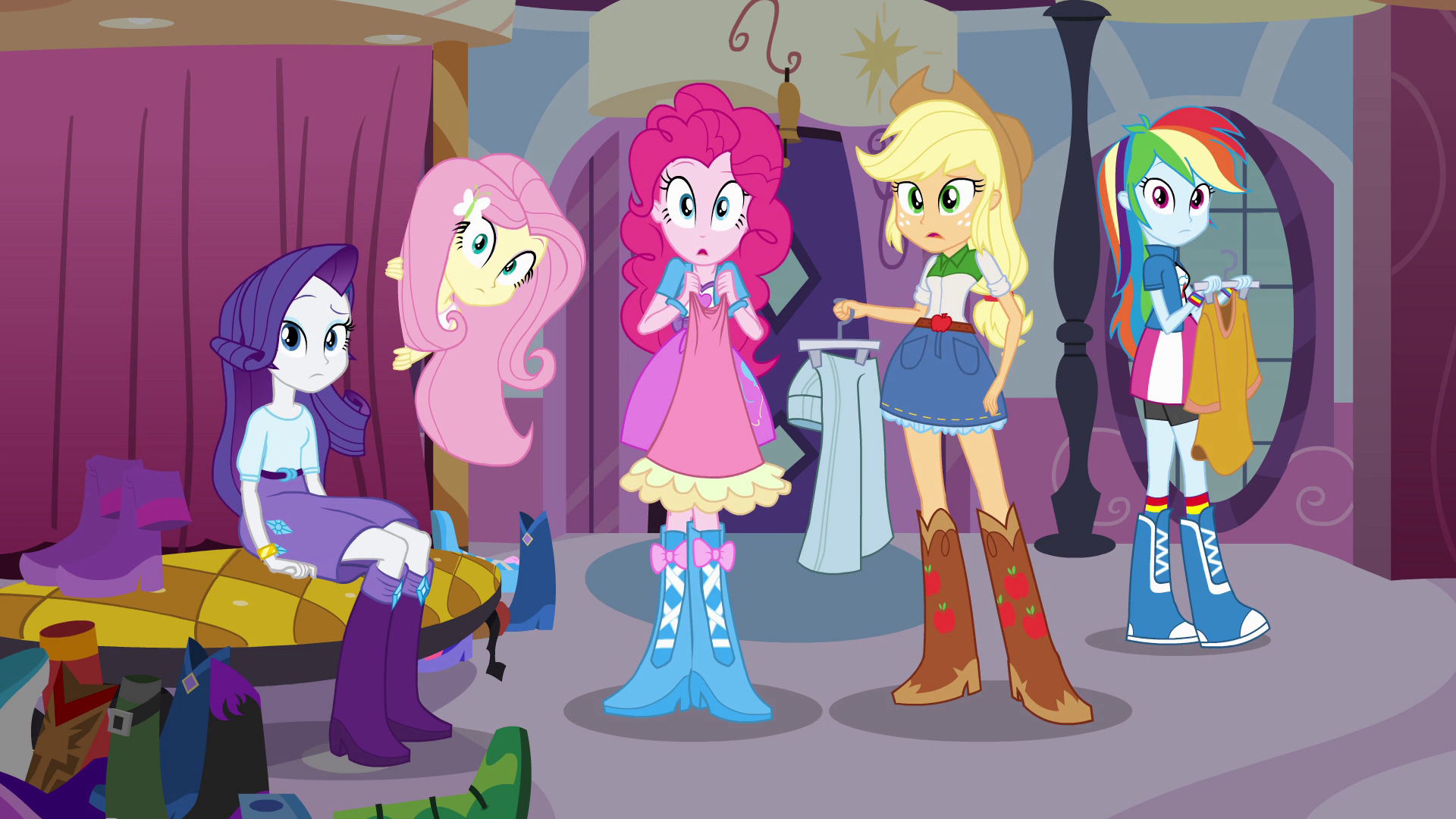Image main 5 concerned about twilight my little - My little pony wikia ...