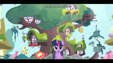 Morning in Ponyville/International versions
