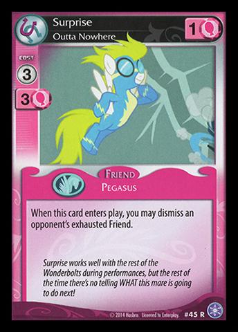 File:Surprise, Outta Nowhere card MLP CCG.jpg