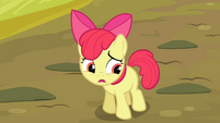 Apple Bloom '...the map got all wet' S4E09