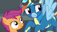 "Rainbow Dash ""just needed some help"" S6E7"