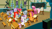 Apple Bloom's Fate is Sealed S02E12
