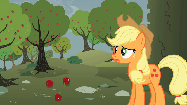 File:Applejack 'Where am I' S2E01.png