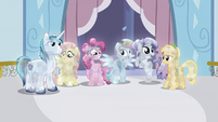 Crystal main ponies no Twilight S3E2