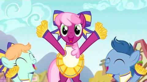 My Little Pony - Corredoras (Derby Racers) Español Latino