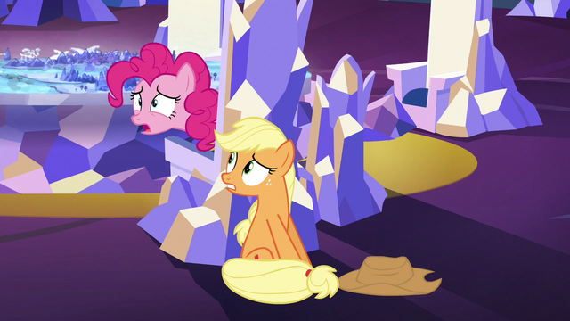 "File:Pinkie Pie ""some friends you are!"" S5E3.png"