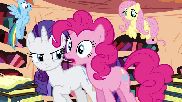 File:Pinkie Pie interrupts S4E01.png