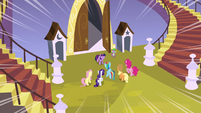 Twilight 'I passed!' S3E2