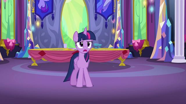 "File:Twilight Sparkle ""I hope not"" S6E6.png"