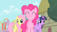 Pinkie Pie no it's my fault S1E22