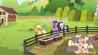 """Twilight """"you two got to spend some time"""" S6E10"""