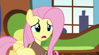 Fluttershy calls Rainbow's name S5E5