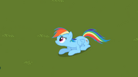 Rainbow Dash sad expression S2E8