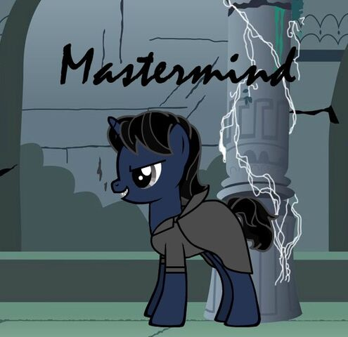 File:FANMADE Mastermind pony.jpg