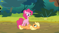 Pinkie Pie 'And I wanna be an Apple more than ever!' S4E09