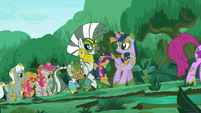 "Zecora ""Time is a river"" S5E26"