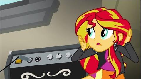 -Latino- Equestria Girls Rainbow Rocks - Bad Counter Spell -HD-