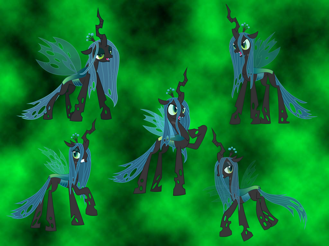 File:FANMADE Queen Chrysalis.png