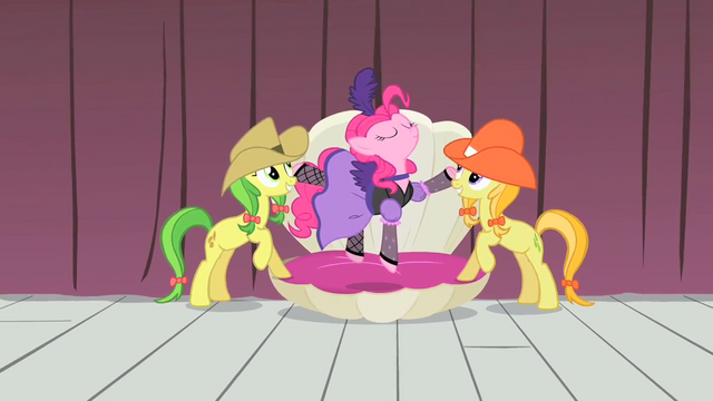 File:Pinkie Pie being lifted S1E21.png