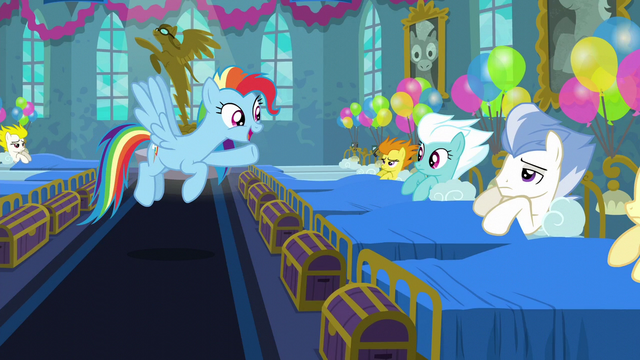 "File:Rainbow Dash ""I know I am!"" S6E7.png"