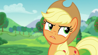 "Applejack ""do you see somethin' wrong"" S5E24"