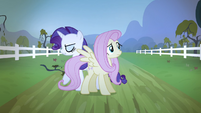 Rarity 'I for one don't have a doubt' S4E07