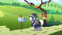 Blind mailpony S02E19