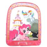Hasbro's Pinkie Pie and Rainbow Dash backpack