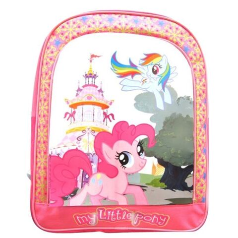 File:Hasbro's Pinkie Pie and Rainbow Dash backpack.jpg