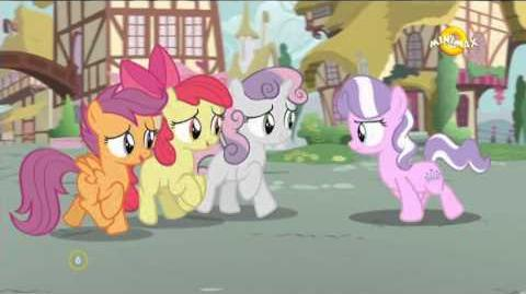 Light of Your Cutie Mark - Hungarian
