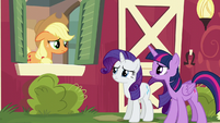 """Twilight """"get somepony else in your family to take over"""" S6E10"""