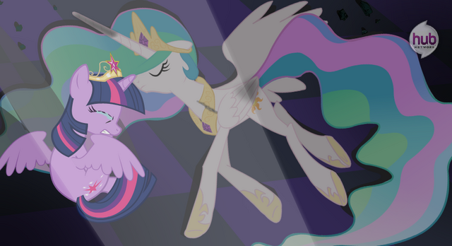 File:FANMADE Celestia di... sleeping by MaxDash.png