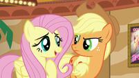 "Fluttershy ""solving a friendship problem is important"" S6E20"