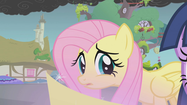 File:Fluttershy tries to talk to Twilight S1E07.png