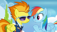 "Rainbow Dash ""but we'll fix it"" S6E24"