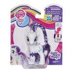 Cutie Mark Magic Rarity doll with ribbon packaging
