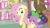 Fluttershy she's a true friend S3E13