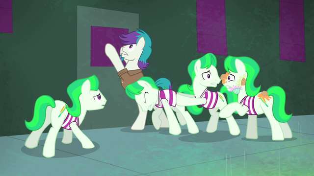 File:Henchponies trying to escape S4E06.png