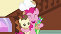 Pinkie Pie hugging Pound Cake and Gummy S05E19.png
