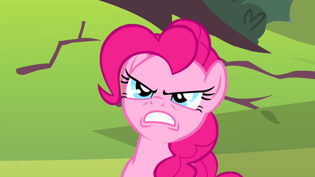 File:Pinkie Pie looking angry S4E12.png