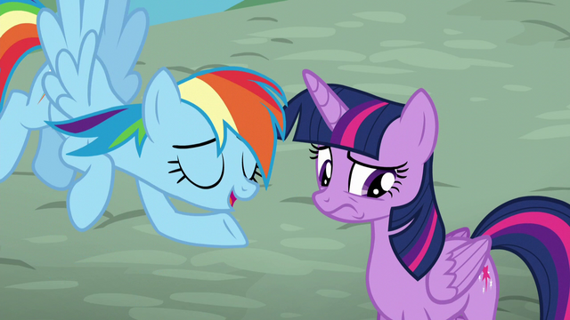 "File:Rainbow ""You wouldn't really get it unless you were there"" S5E22.png"