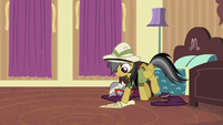 Daring Do rolls up the map S6E13
