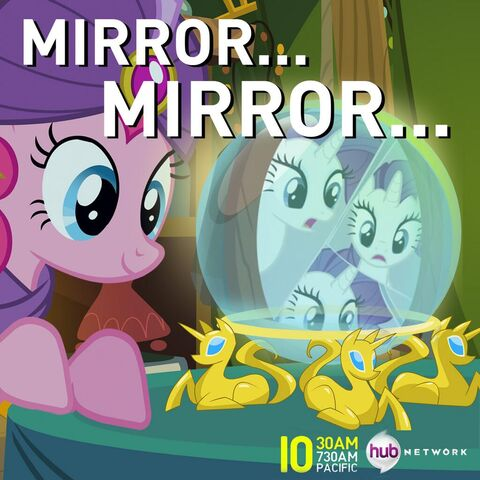 File:Pinkie Pie looking into crystal ball promotional S4E4.jpg