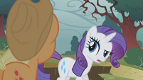 "Rarity ""...any useful purpose?"" S01E08"