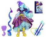 Trixie Equestria Girls Rainbow Rocks doll