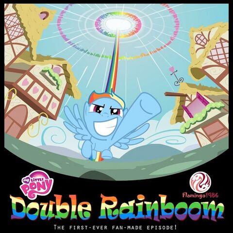 File:FANMADE Double Rainboom.jpg