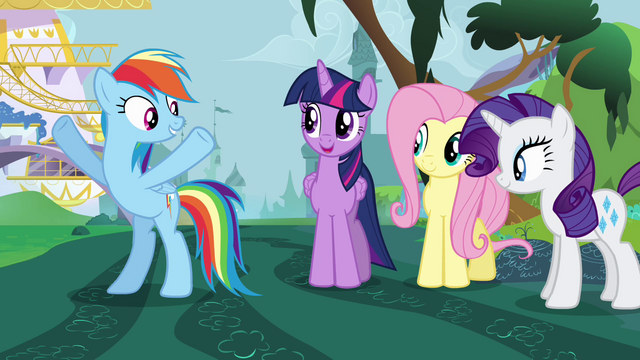 "File:Rainbow Dash ""the big finish!"" S4E01.png"