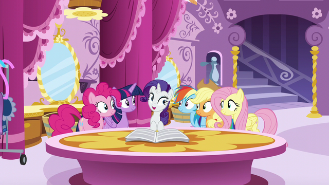 "File:Rarity ""I can always count on all of you"" S6E9.png"