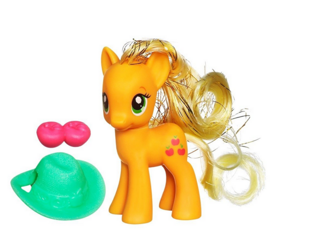 File:Applejack Crystal Empire Playful Pony toy.png